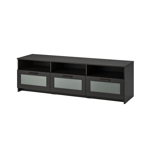 Brimnes Banc Tv Noir Ikea