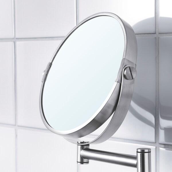 BROGRUND Miroir, acier inoxydable, 3x27 cm