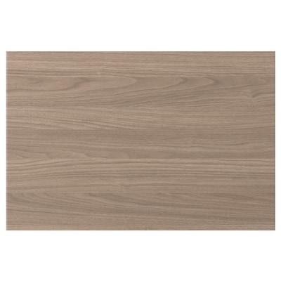 BROKHULT Porte, motif noyer gris clair, 60x40 cm