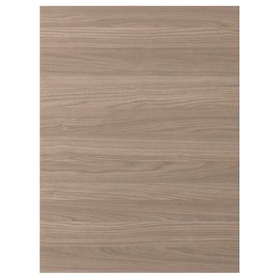 BROKHULT Porte, motif noyer gris clair, 60x80 cm