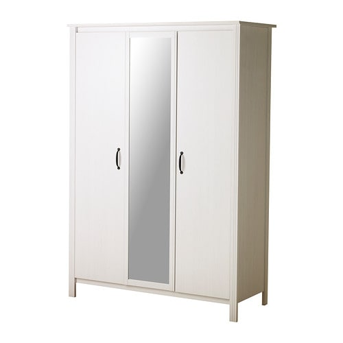 brusali armoire 3 portes ikea. Black Bedroom Furniture Sets. Home Design Ideas
