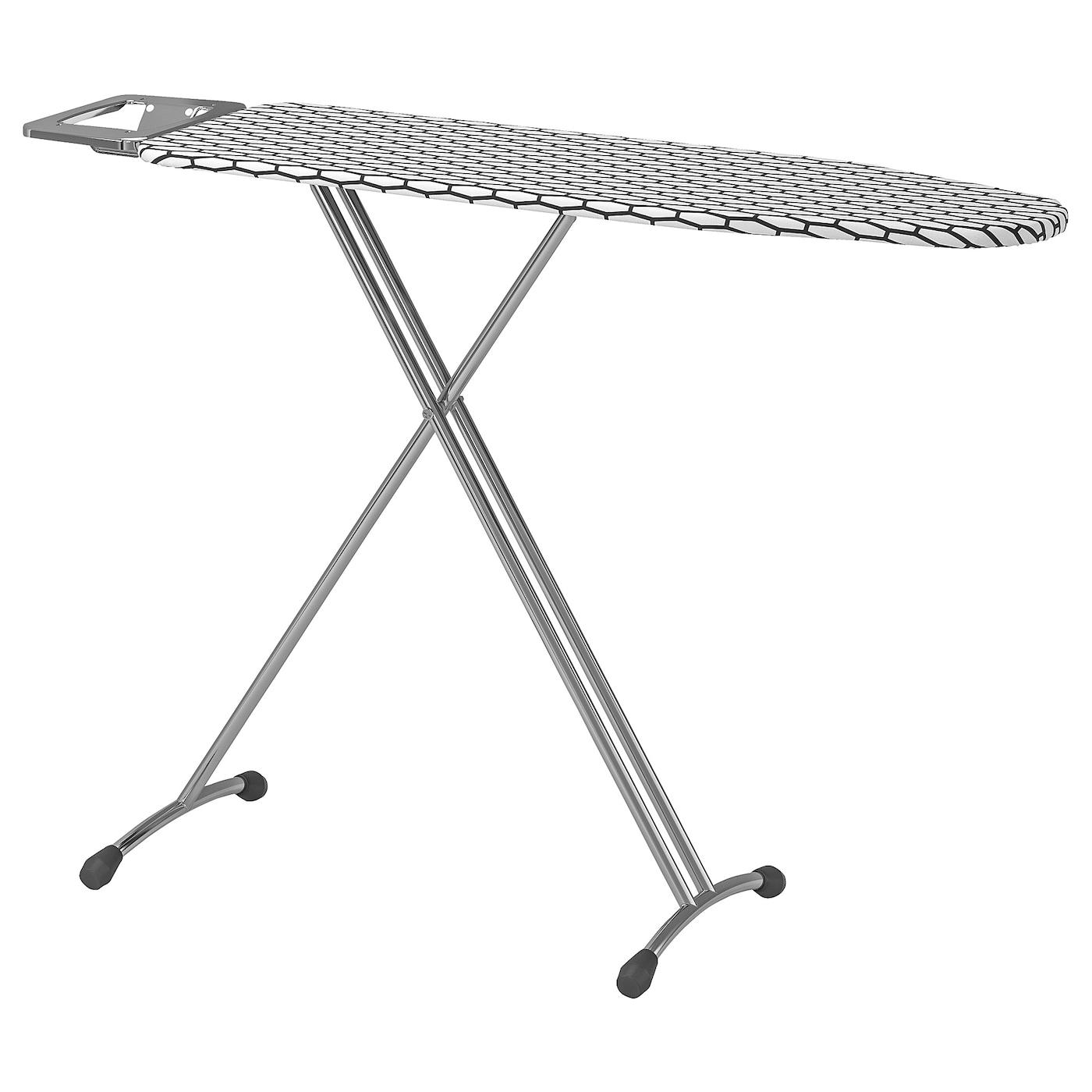 DÄNKA Table à repasser 6x6 cm