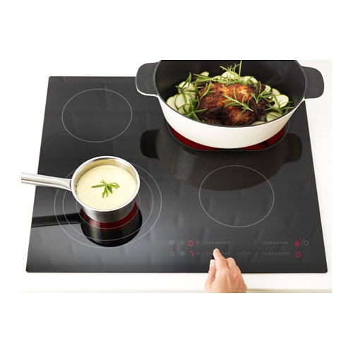 daglig table de cuisson vitrocéramique - ikea