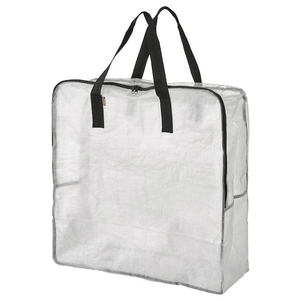Dimpa Sac De Rangement Transparent 65x22x65 Cm Ikea