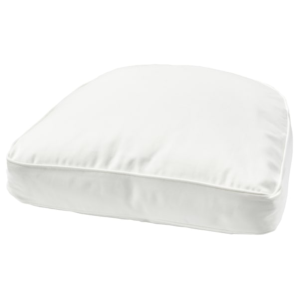 DJUPVIK Coussin, Blekinge blanc, 54x54 cm