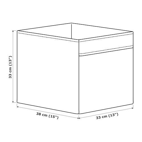 Drona Rangement Tissu Ikea