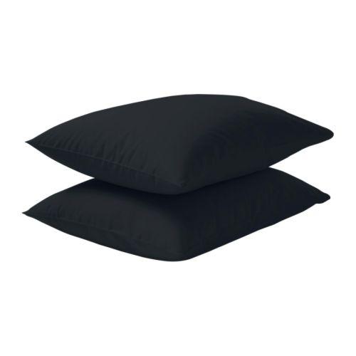 dvala taie d 39 oreiller ikea. Black Bedroom Furniture Sets. Home Design Ideas
