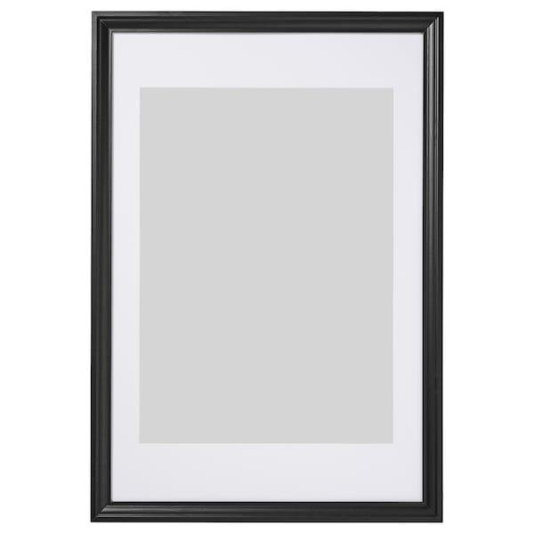 EDSBRUK Cadre, teinté noir, 61x91 cm