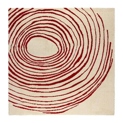 Eivor Cirkel Tapis Poils Hauts Ikea