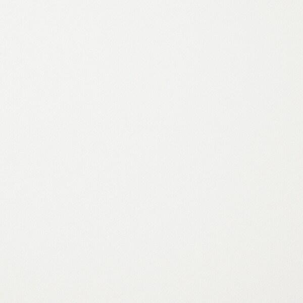 EKBACKEN plan de travail sur mesure blanc/stratifié 100 cm 10 cm 400 cm 45.1 cm 63.5 cm 2.8 cm