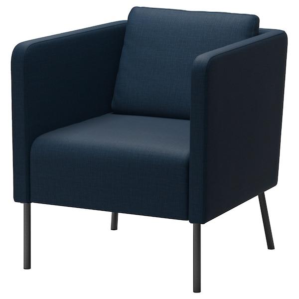 EKERÖ Fauteuil, Skiftebo bleu foncé