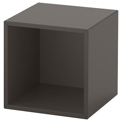 EKET rangement gris foncé 35 cm 35 cm 35 cm 7 kg