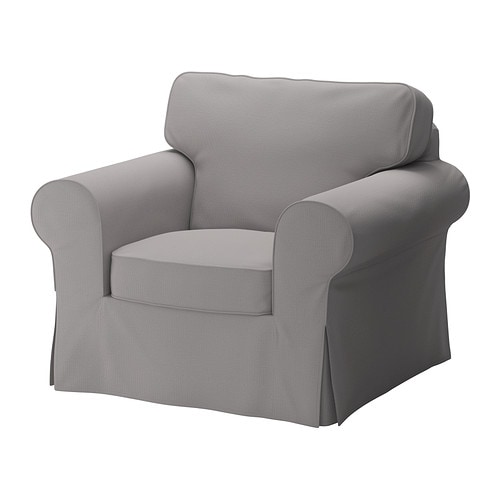 ektorp fauteuil isefall gris moyen ikea. Black Bedroom Furniture Sets. Home Design Ideas