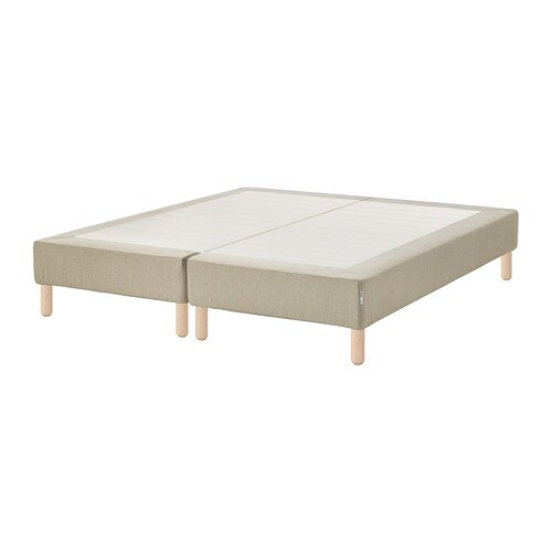 espev r sommier lattes avec pieds 160x200 cm b tsfjord 20 cm ikea. Black Bedroom Furniture Sets. Home Design Ideas