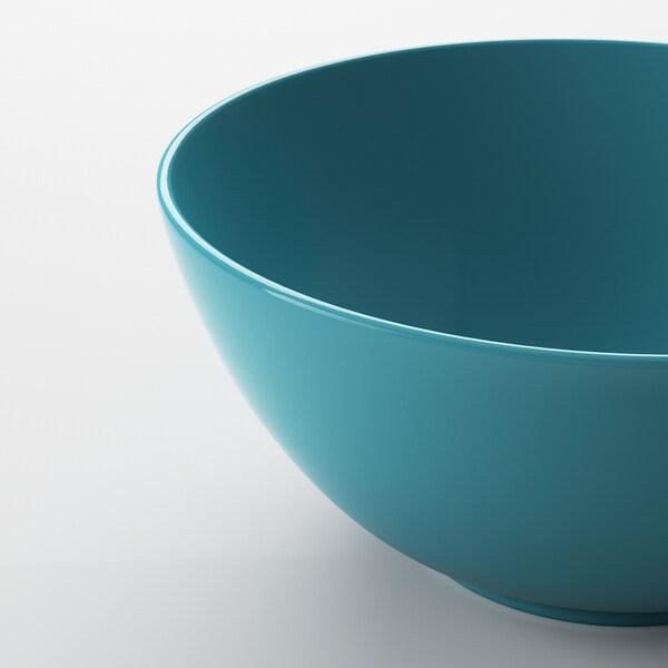 FÄRGRIK bol turquoise 7 cm 16 cm