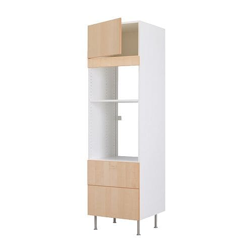 Cuisine et lectrom nager ikea for Dimension element haut cuisine