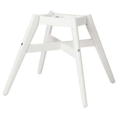 FANBYN Structure chaise, blanc