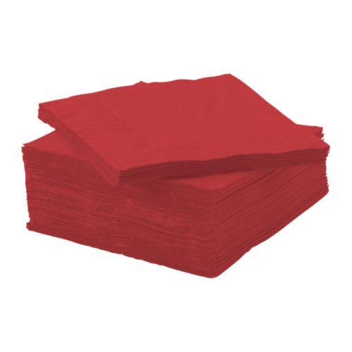 fantastisk serviettes en papier 24x24 cm ikea. Black Bedroom Furniture Sets. Home Design Ideas