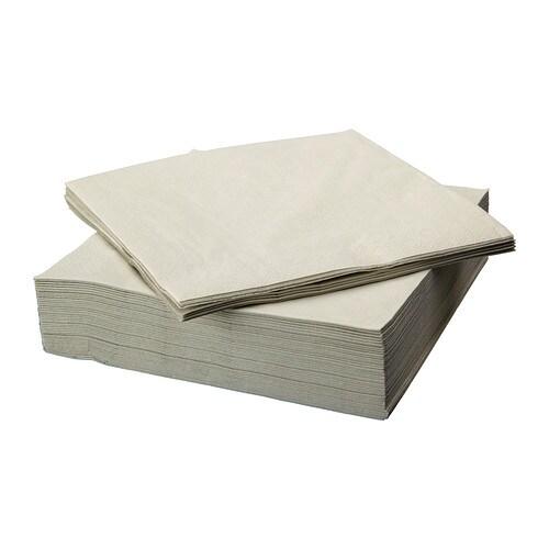 Fantastisk serviettes en papier ikea - Serviette de table ikea ...