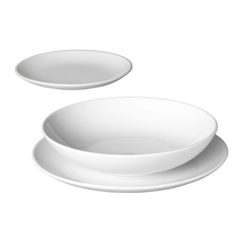 art de la table assiettes saladiers et bols et plus ikea. Black Bedroom Furniture Sets. Home Design Ideas