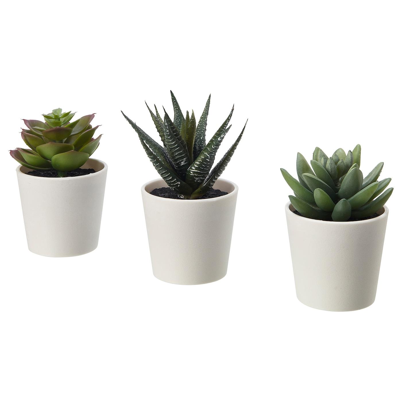 FEJKA Plante artificielle en pot IKEA