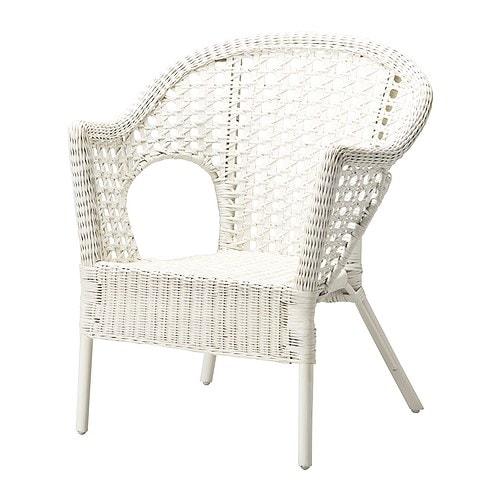 Finntorp fauteuil ikea for Poltrone vimini ikea