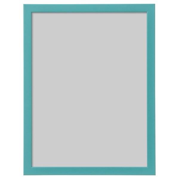FISKBO cadre bleu 30 cm 40 cm 33 cm 43 cm