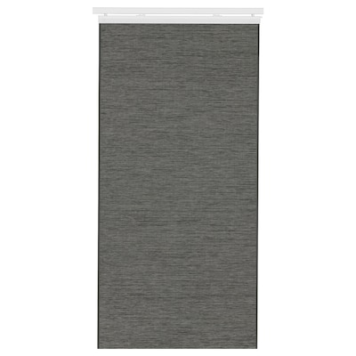 FÖNSTERVIVA Panneau, gris foncé, 60x300 cm