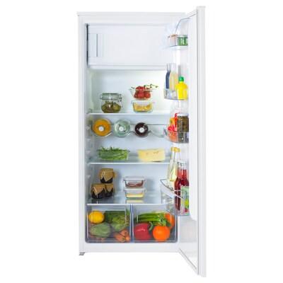 FÖRKYLD Réfrig intégré av compart congél, blanc, 173/14 l