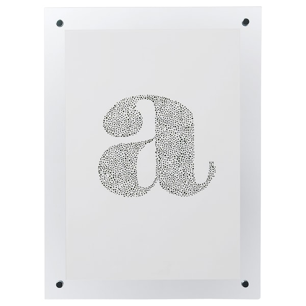FORNBRO Cadre, incolore, 21x30 cm