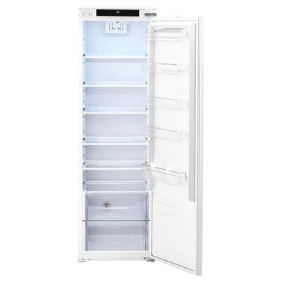 FROSTIG Réfrigérateur encastrable, blanc, 314 l