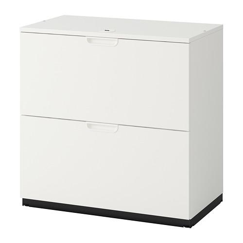galant caisson dossiers suspendus blanc ikea. Black Bedroom Furniture Sets. Home Design Ideas