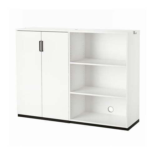 galant combinaison de rangement blanc ikea. Black Bedroom Furniture Sets. Home Design Ideas