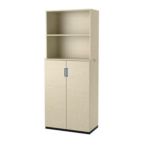 galant combinaison rangement portes plaqu bouleau ikea. Black Bedroom Furniture Sets. Home Design Ideas