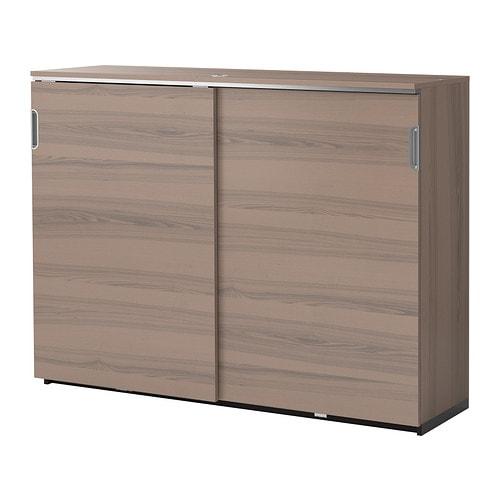 galant l ment portes coulissantes gris ikea. Black Bedroom Furniture Sets. Home Design Ideas
