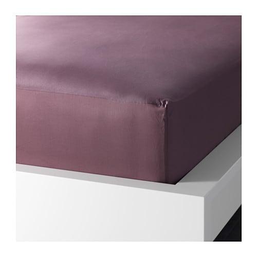 g spa drap housse prune 140x200 cm ikea. Black Bedroom Furniture Sets. Home Design Ideas