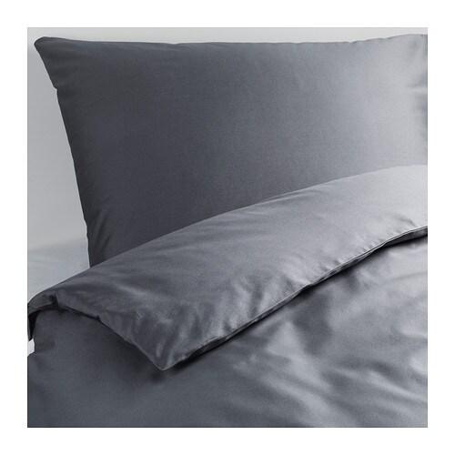g spa housse de couette et 2 taies 240x220 65x65 cm ikea. Black Bedroom Furniture Sets. Home Design Ideas