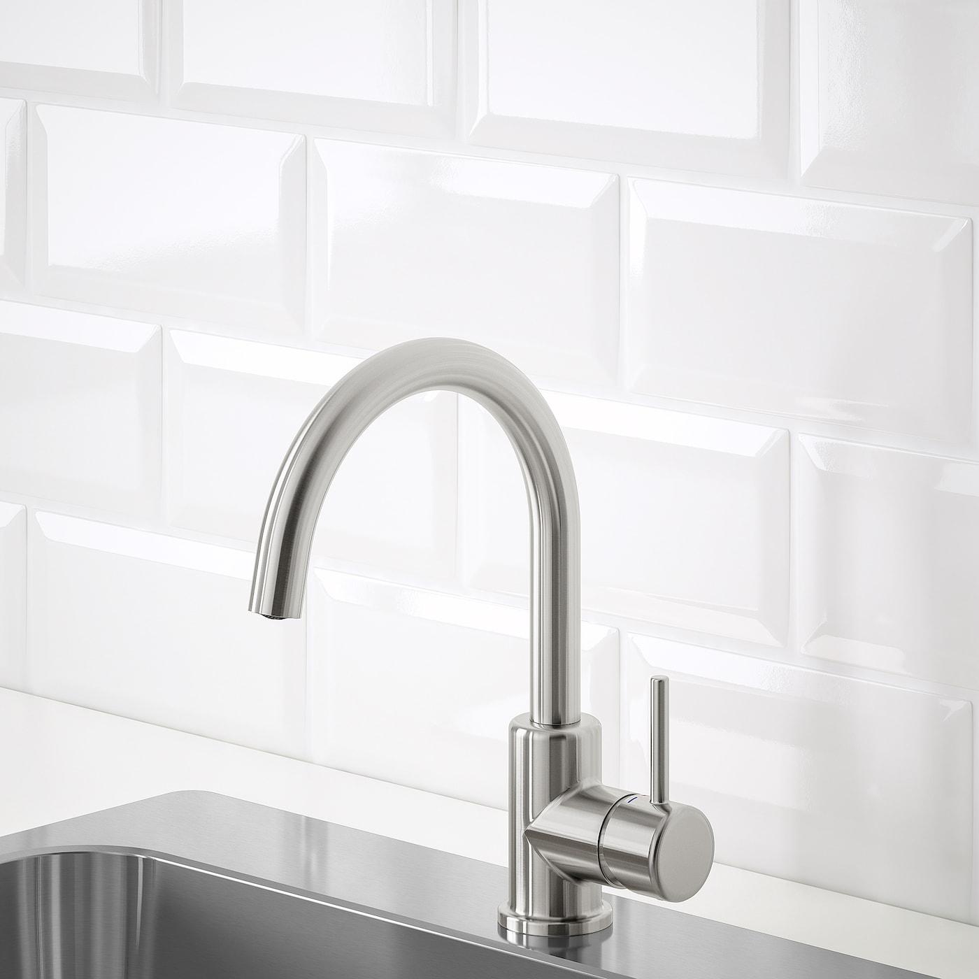 KIPPEN 5061Z Mitigeur pour lavabo en acier chrom/éS/érie Venere Cartouche 35 mm