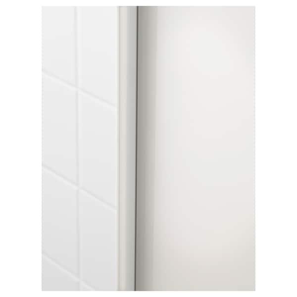 GODMORGON Colonne, brillant blanc, 40x32x192 cm