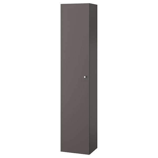 GODMORGON Colonne, Gillburen gris foncé, 40x32x192 cm