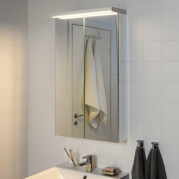 Godmorgon clairage d 39 l ment mural led blanc ikea - Luminaire pour salle de bain ikea ...