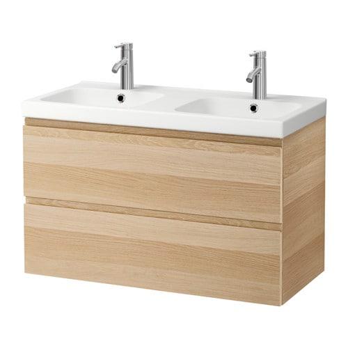godmorgon odensvik meuble lavabo 2tir effet ch ne. Black Bedroom Furniture Sets. Home Design Ideas