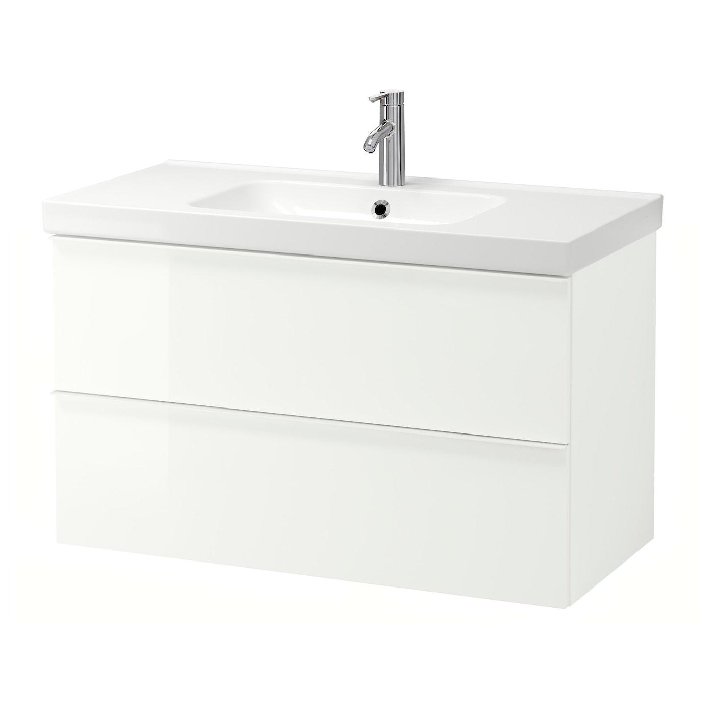 100 Génial Suggestions Meuble Et Vasque Salle De Bain Ikea