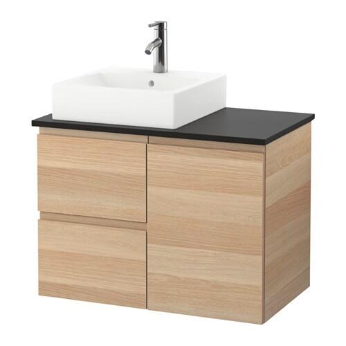 Godmorgon tolken t rnviken meuble lavabo av lav poser for Meuble 45x45