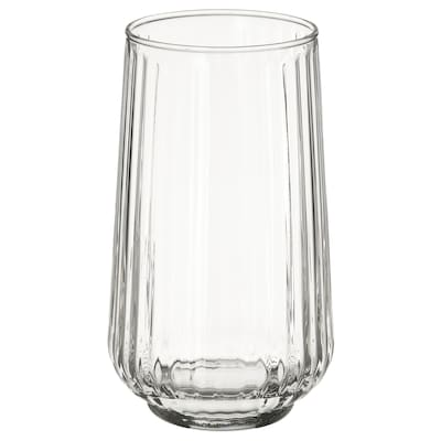 GRADVIS Vase, verre transparent, 15 cm