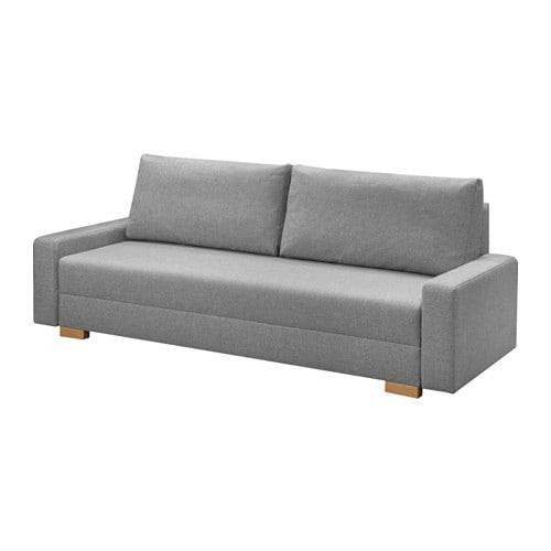 Gralviken Canape 3 Places Convertible Ikea