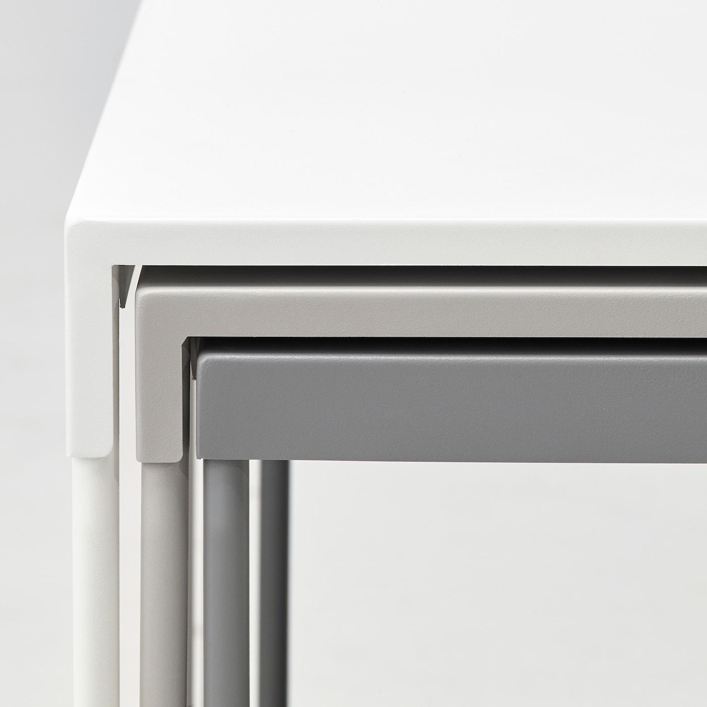 GRANBODA Tables gigognes, lot de 3 IKEA