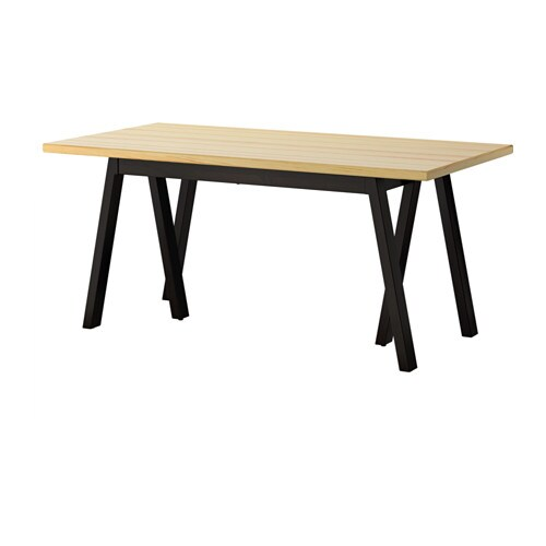 Grebbestad ryggestad table ikea for Table qui s agrandit ikea