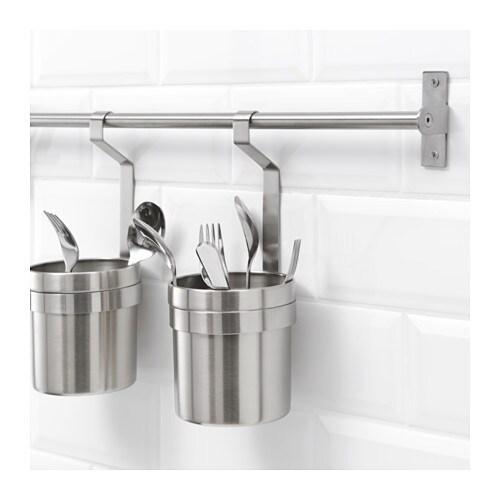 Cuisine appareils barre a ustensiles de cuisine ikea - Ikea ustensiles de cuisine ...