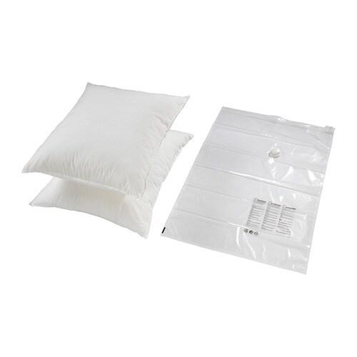 sac sous vide vetement ikea table de lit. Black Bedroom Furniture Sets. Home Design Ideas